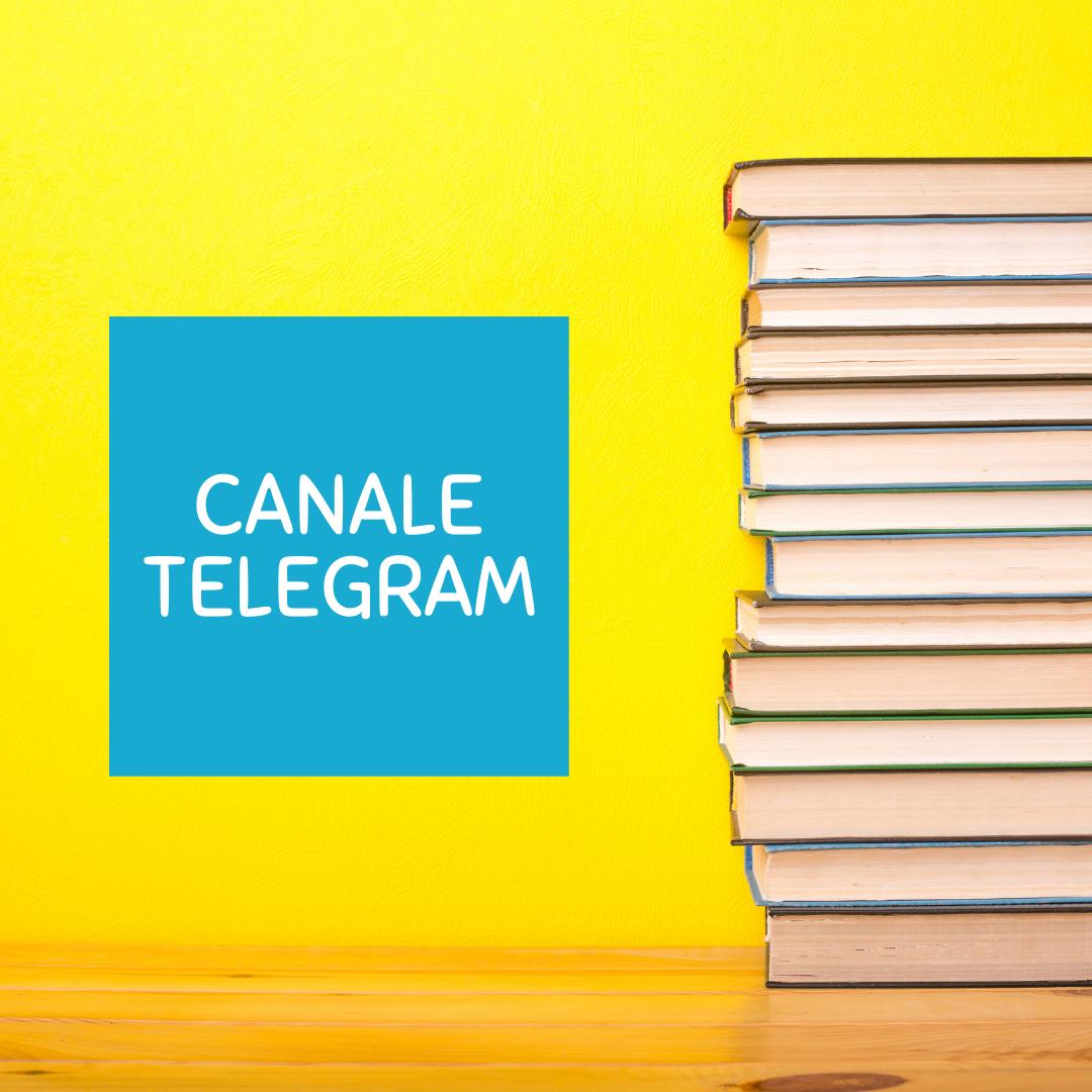 canale telegram nellodicoste.com