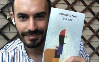 due vite emanuele trevi libro di libri nello scaffale nello di coste